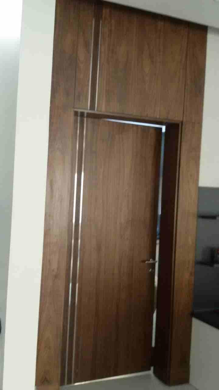 تصنيع وتصميم مميز لجميع أنواع الأبواب الخشبية والحديدية  أحدث أنواع...