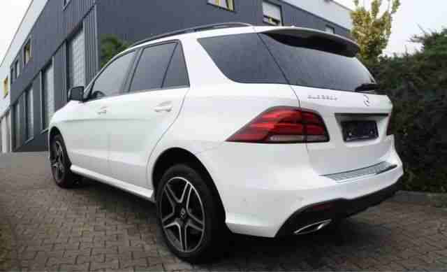 Mercedes Benz GLE 350d 4Matic 2017 model 13, 000 km  Excellet User...