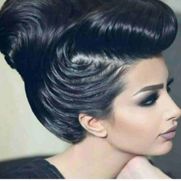 -                          هير ستايل شعر...