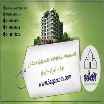 - الصفوه للتسويق العقارى دليل العقارات الاول فى مصر بتدور على شقه...