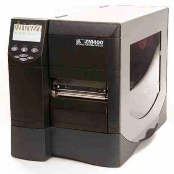 -                          ماكينة طباعة استيكرات zepra400...