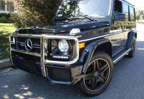 سيارات-للبيع 2014 Mercedes-Benz G63 AMG for sale , it is still very clean like...