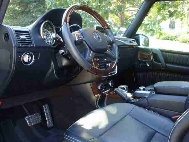 للبيع باسات خليجي 2009-  2014 Mercedes Benz G63...