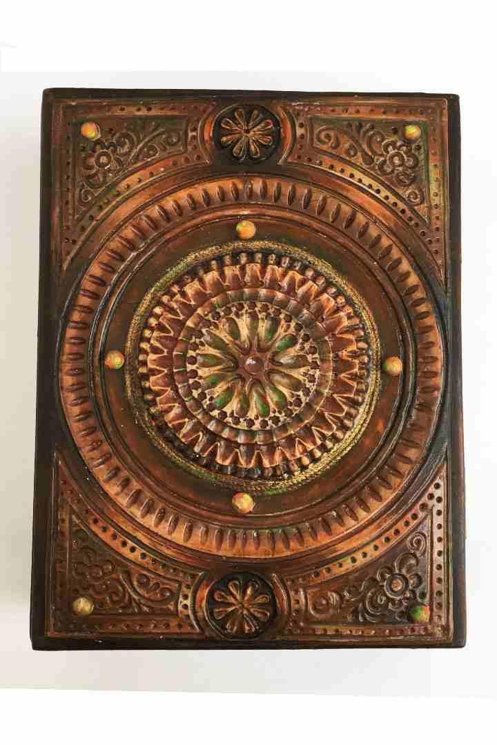 صندوق لحفظ كتاب الله (القرآن الكريم) جديد...