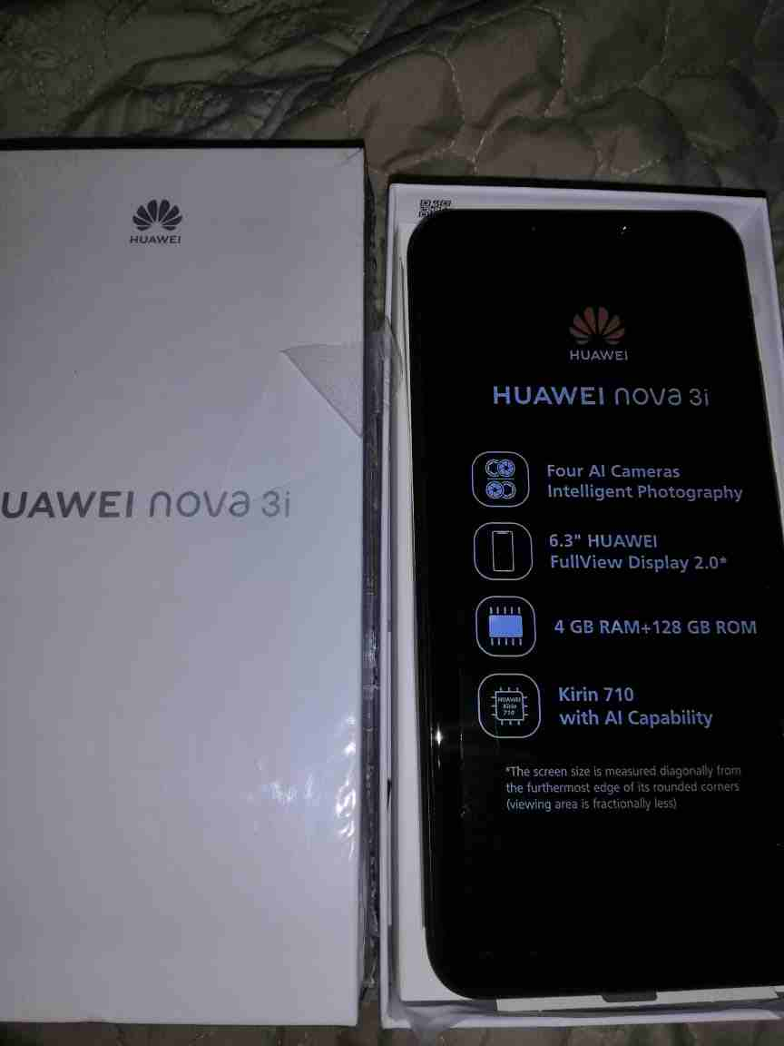 iphone XS 512 GB + Airpods-  Huawei nova 3i لا تنسَ...