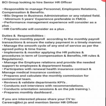 - وظائف شاغرة لدى bci group في الاردن وظائف شاغرة لدى bci group في...
