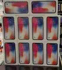 جوالات أيفون أكس للبيع بسعر الجملة عروض خاصة من الشركة المتحدة...