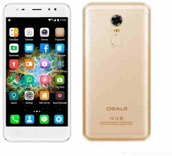 OALE X2 Android High Resolution Smart Phones - 16 GB, 3G, Gold...