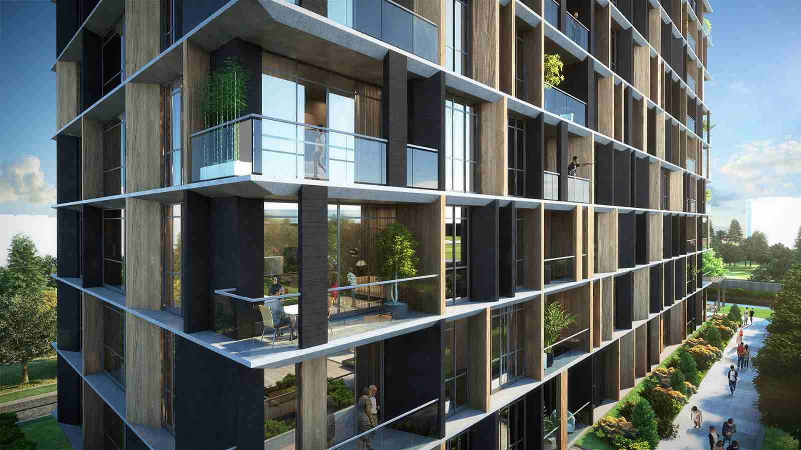 امتلك شقة باحدث تكنولوجيا منزلية في المنطقة الاعلى نموا في اسطنبول...