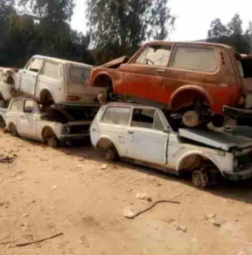 شراء السيارات المرخصه والغير مرخصه☑️☑️ سيارتك بحالة شطب ومركونه...