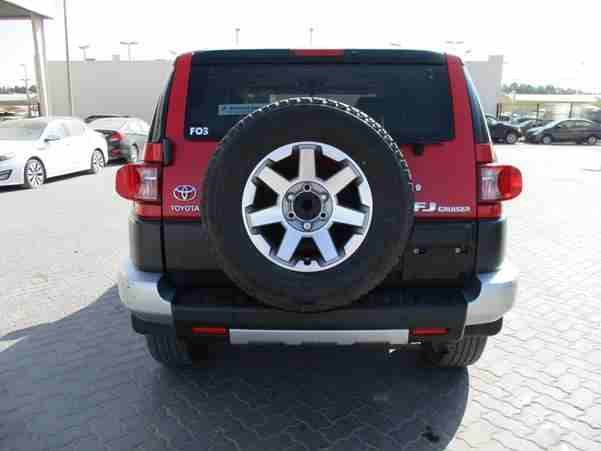 2015 Toyota FJ Cruiser for sale, still very clean in and out. The...