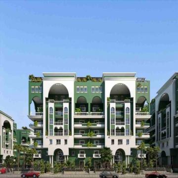 - باسعار زمان هاتملك شقة في العاصمة الادارية الجديدة بارقي كمبوند...