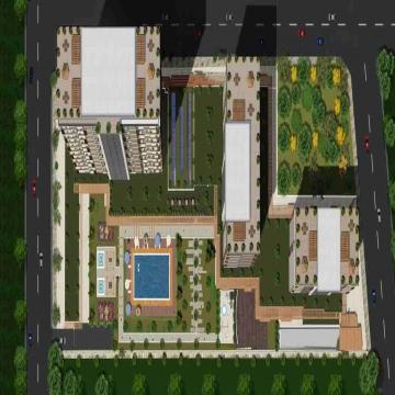 -   مع هندسته المعمارية الفريدة ومحتوياته يقدم المشروع  للمبيعات...