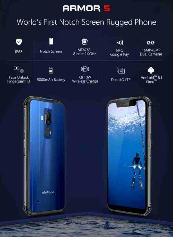 iphone XS 512 GB + Airpods-  ARMOR 5 حجم الشاشه 5.85...