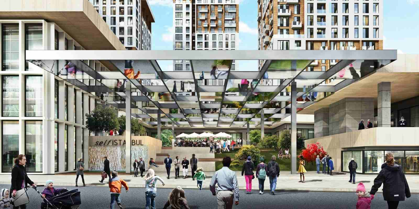 يقع المشروع على مساحة 26.000 متر مربع.   مشروع سكني على اعلى مستوى...