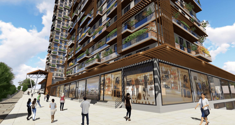 مع هندسته المعمارية الفريدة   ومحتوياته يقدم المشروع  للمبيعات...