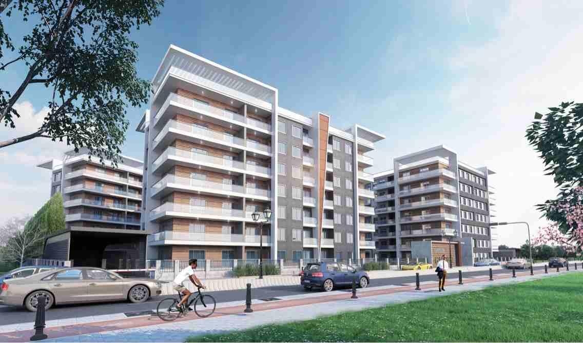 يقع المشروع  في منطقة أفجلار -اسطنبول   يتألف المشروع الواقع فوق...