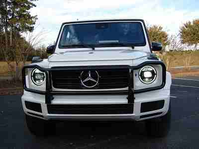 Mercedez G550 2019 Full Service History   GCC specs Free accident...