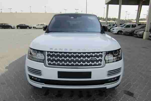 For sale 2016 Range Rover Autobiography, it is barley used for some...