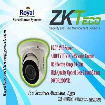- تتقدم شركة Royal Surveillance systems المتخصصة في جميع أنظمة...