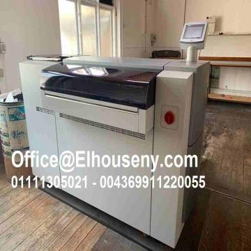 -  ماكينة طباعة الزنكات هايدلبرج  سكرين سى تى بى 4300 هايدلبرج...
