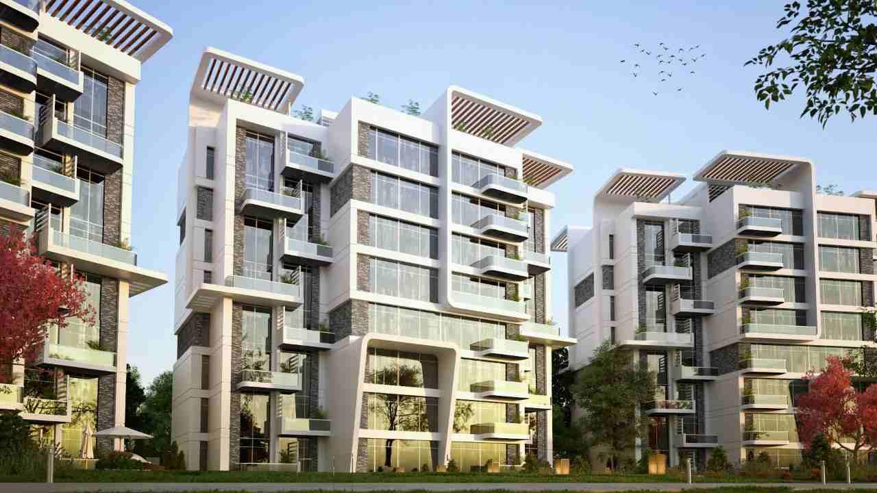 اشتري وحدتك السكنية في كمباوند Atika  في العاصمة الادراية بحديقة...