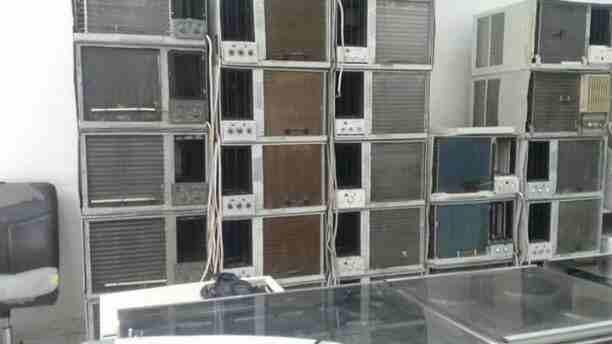 شراء وبيع جميع المكيفات والأجهزة الكهربية المستعملة والجديدة مع...