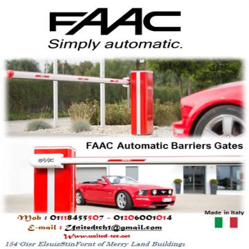 """-  متوفر الان مع الشركه المتحده للاتصالات  FAAC بوابات  """"A140..."""