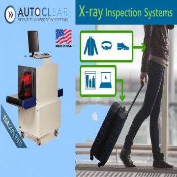 -  ماكينات الكشف عن الحقائب ماركة اوتوكلير   -Auto clear-USA...