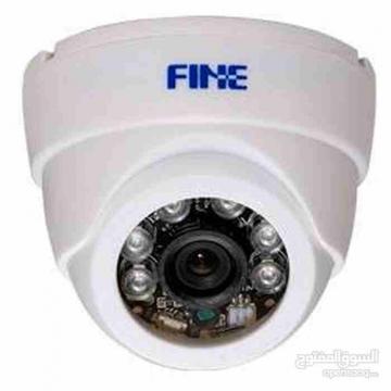 - وكيل معتمد لماركة fine التايواني   انظمة كاميرات مراقبة متكاملة...