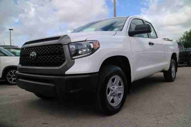 2018 Toyota Tundra SR5 Double Cab for sale in an excellent...