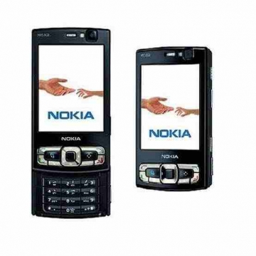 - Nokia n95 black 8GB  ميوزيك  ٨ جيجا  جديد زيرو متحطش فيه شريحه...