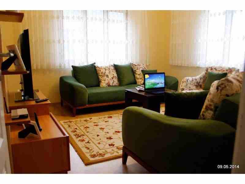 Fully Furnished 1 Bedroom Hall 2400aed Monthly-  شقق فندقية طرابزون تركيا...