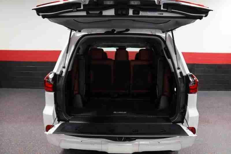 2019 لكزس LX 570 للبيعLexus LX570 2019 Gulf Model- Single Owner- 5.7L Petrol Engine- Vehicle Stability Control- Leather Seats- Rear Spoilerwhatsapp Own-  2018 Lexus Lx 570 Used...