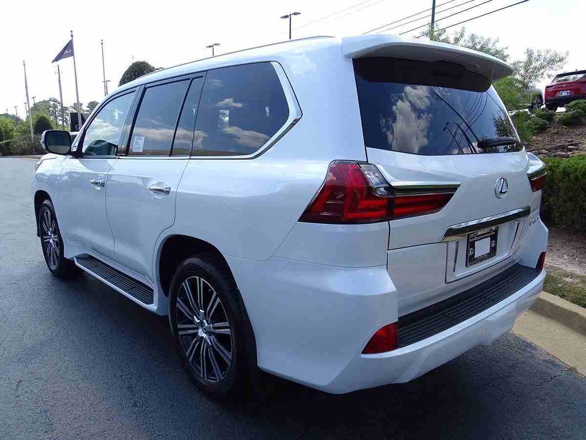 سيارات-للبيع2019 لكزس LX 570 للبيع  Lexus LX570 2019 Gulf Model  - Single...