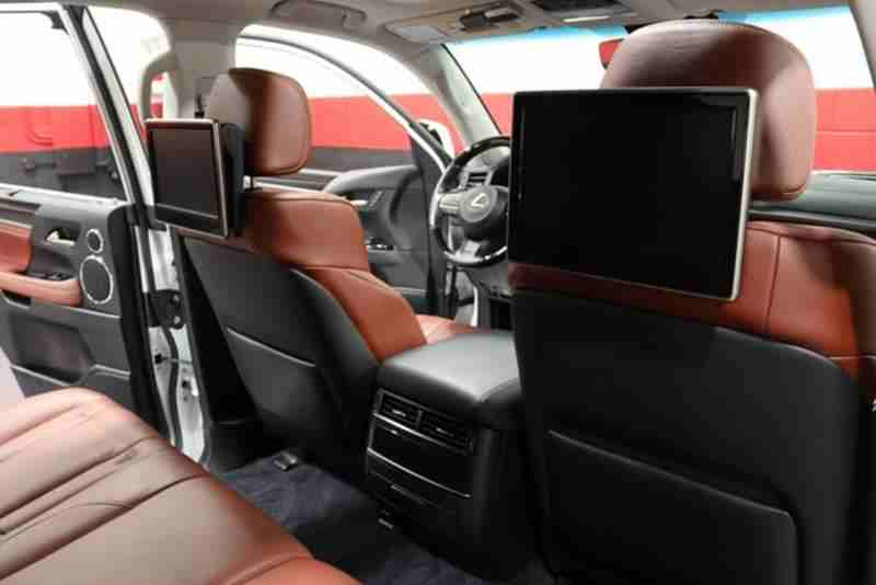 Mercedes CL 55 AMG 2002-  2018 Lexus Lx 570 Used...