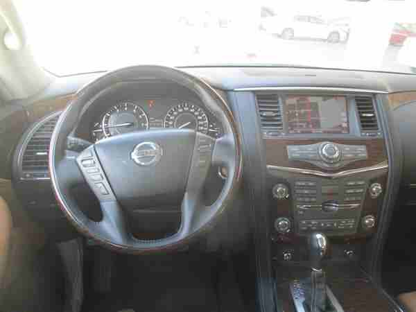 سيارات-للبيع2016 Nissan patrol le platinum in good shape, clean and it is...