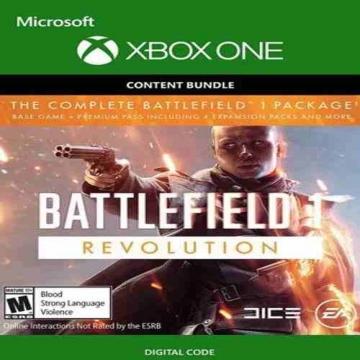 - تتضمن Battlefield 1 Revolution و Battlefield 1943 اللعبة...