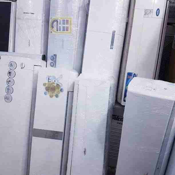 lg latest model fridge with 2doors side by side with water dispenser-  شراء وبيع الأجهزة...
