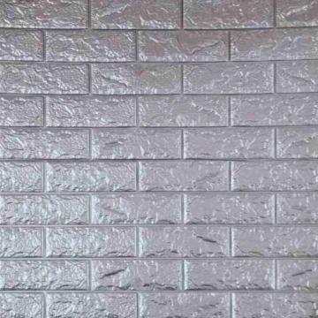 - ملصقات الحائط المجسمة شكل الطوب ذاتية اللصق المضاده للتصادم...