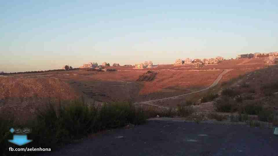 ارض سكنية بالمنامة 450 متر زاوية شارعين فقط 90 الف درهم-  رقم الإعلان: 28 الأردن...