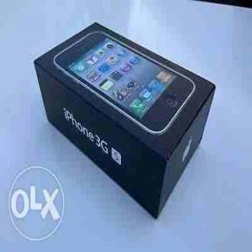 - متوفر يا فندم أتفضل   Iphone 3Gs 8GB جديد زيرو مش متاكتيف اصدار...