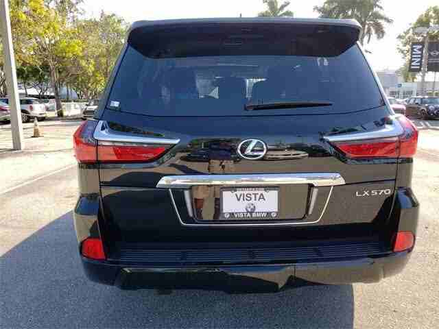 Lexus LX570 2017 SUV is in Good conditions with No Accident record,No Mechanical Problem,Very clean. It was bought new and has not been used for long with good -  I am advertising my 2018...
