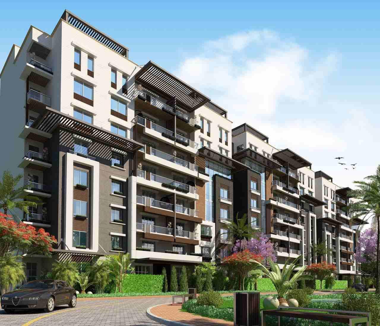 فلل كازبلانكا تسليم ٢٠١٩ و السعر يبدأ من ١,٦٨٠,٠٠٠ لل٣ غرف ...... بتكون مساحة الارض ١,٦٣٣ ....�-  خدلك شقة فى تاون جيت...