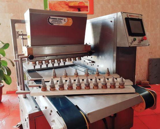 تجهيز-الأطعمة-والحفلاتماكينة البتيفور •هذه الآلة مناسبة لإنتاج البتيفور و الكعك و...