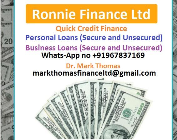 هل تبحث عن تمويل الأعمال ، والتمويل الشخصي ، والقروض العقارية ، وقروض السيارات ، والنقد -  Dear Sir/Madam, We...