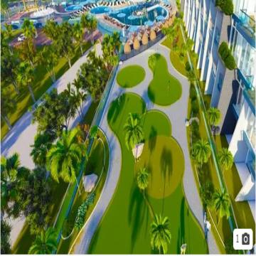 مشروع سمانا جولف- - عدد الغرف: غرفة نوم عدد الحمامات: حمّامينم ساحة البناء: 735 م٢...