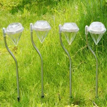 نباتات , - اعلن مجاناً في منصة وموقع عنكبوت للاعلانات المجانية المبوبة- - اعمدة اضائة بالطاقة الشمسية على شكل جوهرة , تعطي اضاءة مميزة...