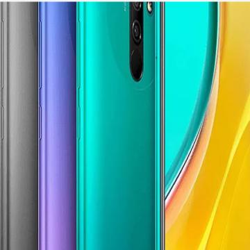 Xiaomi Redmi 9- - المعالج: ميدياتك هيليو G80 ثماني النواة الرام:  4 جيجا بايت...