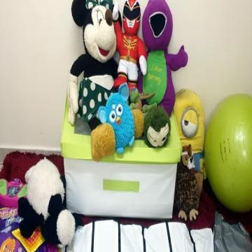 العاب كبيرة و صغيرة- - Each toy for 5 dhs  المدينة : دبي الحي: قرية الجميرا سركل...